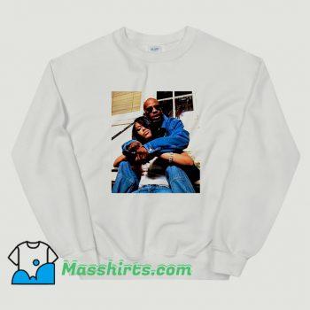 DMX And Aaliyah Rap 90s Hip Hop Sweatshirt