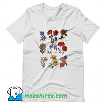 Future State Flower Chart T Shirt Design On Sale
