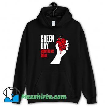 Green Day American Idiot Classic Hoodie Streetwear