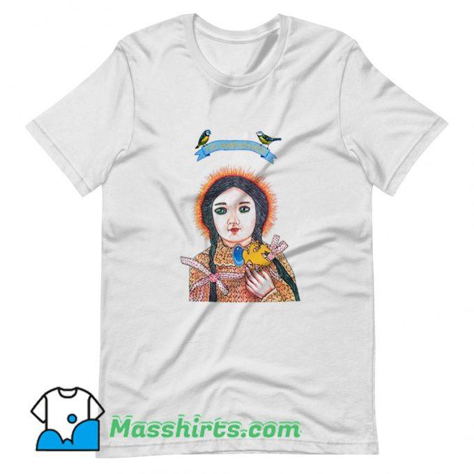 Karen Constance X Vampires Wife Cool T Shirt Design