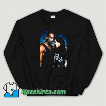 Original DMX And Aaliyah Tribute Sweatshirt
