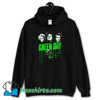 Original Green Day American Rock Band Hoodie Streetwear