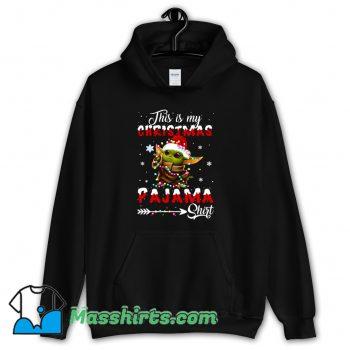 Original This Is My Christmas Pajama Hoodie Streetwear