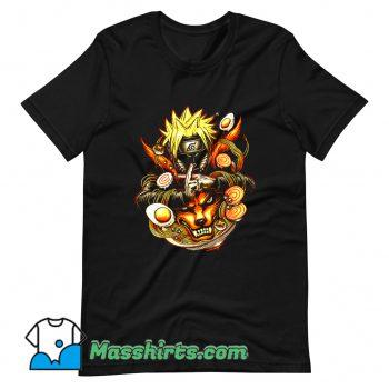 Power Of Ramen Classic T Shirt Design