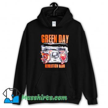 Revolution Radio Green Day Rock Band Hoodie Streetwear