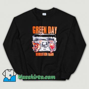 Revolution Radio Green Day Rock Band Sweatshirt