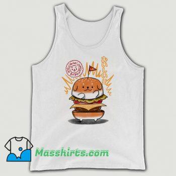 Shiba Burgers Classic Tank Top