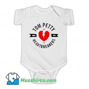 Tom Petty And The Heartbreakers Baby Onesie
