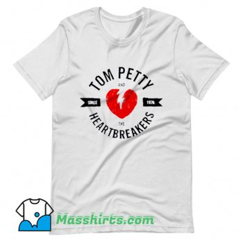 Tom Petty And The Heartbreakers T Shirt Design