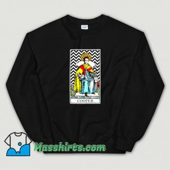 Agent Cooper Twin Peaks Sweatshirt
