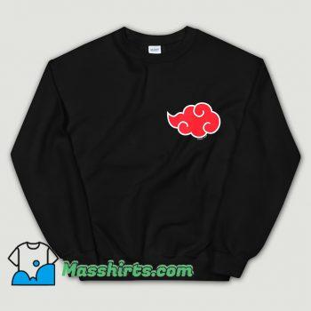 Akatsuki Cloud Naruto Funny Sweatshirt