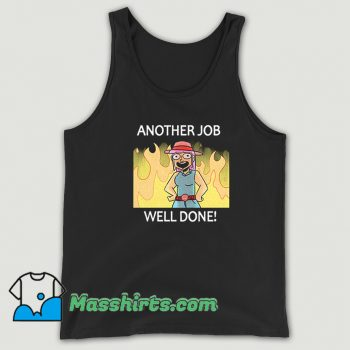 Another Job Well Done Funny Tank Top
