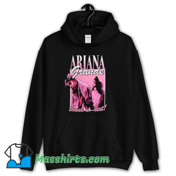 Awesome Ariana Grande Thank U Next Hoodie Streetwear