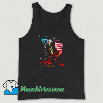 Awesome Badass George Washington Tank Top
