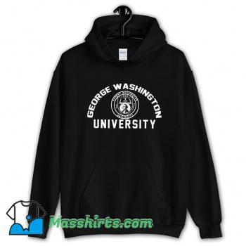 Awesome George Washington University Hoodie Streetwear