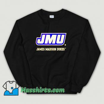 Awesome James Madison Jmu Dukes Sweatshirt
