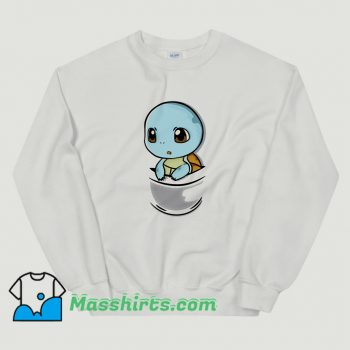 Awesome Pouch Squirtle Sweatshirt