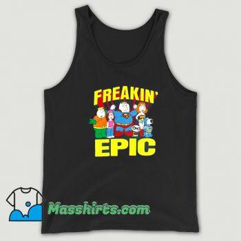 Best Family Guy Freakin Epic Tank Top