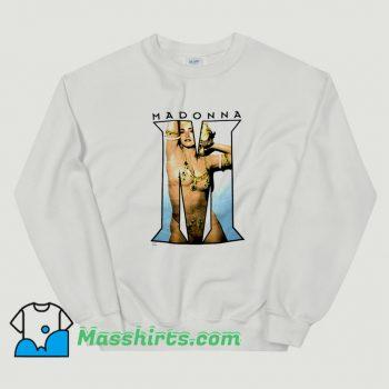 Best Madonna Erotica Sex Book Sweatshirt