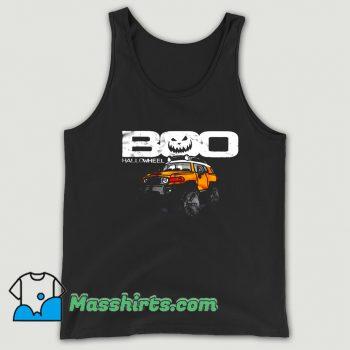Boo Hallowheel FJ Cruiser Halloween Tank Top
