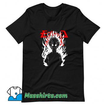 Cheap Anime Mob Psycho 100 T Shirt Design