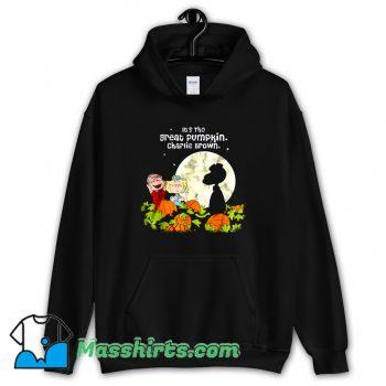Cheap Its The Great Pumpkin Charlie Brown Hoodie Streetwear