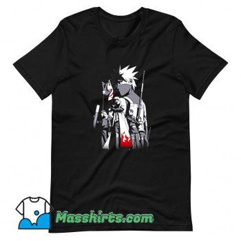 Cheap Naruto Shippuden Kakashi Story T Shirt Design