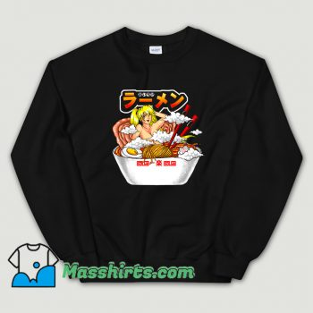 Cheap Oiroke Ramen Sweatshirt
