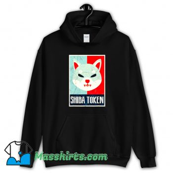 Cheap Shiba Inu Token Coin Doge Hoodie Streetwear