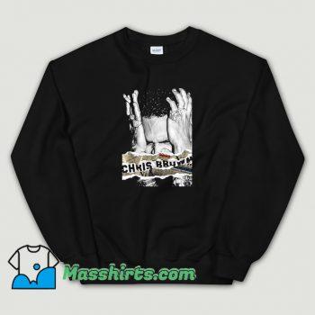 Chris Brown Aesthetic RB Music Sweatshirt