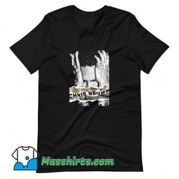 Chris Brown Aesthetic RB Music T Shirt Design