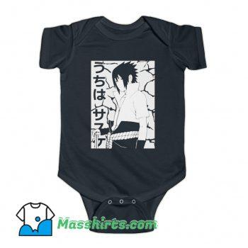 Cool Sasuke Uchiha Baby Onesie