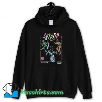 Cool The Cryptid Mash Halloween Hoodie Streetwear