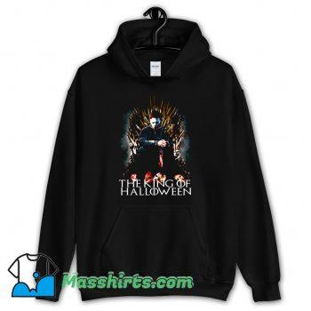 Cool The King Of Halloween Hoodie Streetwear