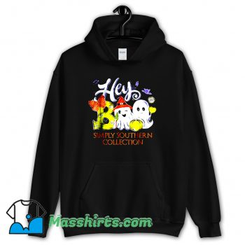 Cute Hey Boo Simply Southern Collection Hoodie Streetwear