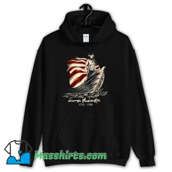 George Washington Patriotic 1799 Hoodie Streetwear