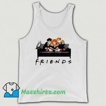 Halloween Friends Harry Potter Sofa Tank Top