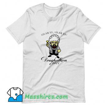 Hear Ye Hear Ye Daughthon John Adams Funny T Shirt Design