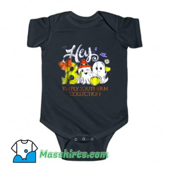 Hey Boo Simply Southern Collection Baby Onesie