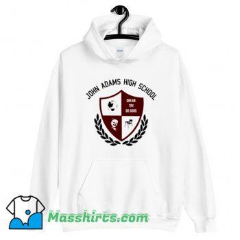 John Adams High School Hoodie Streetwear On Sale