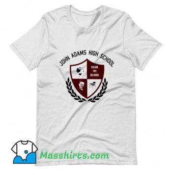 John Adams High School T Shirt Design