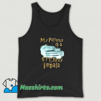 My Patronus Is A 67 Chevy Impala Tank Top On Sale