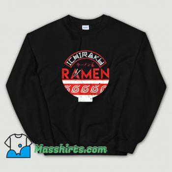 Naruto Ichiraku Ramen Bowl Sweatshirt On Sale