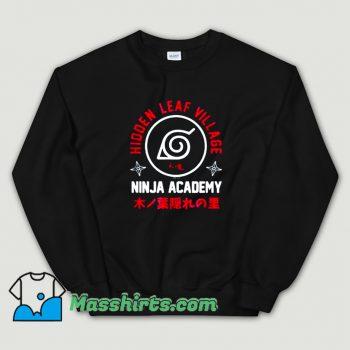 Naruto Ninja Academy Sweatshirt