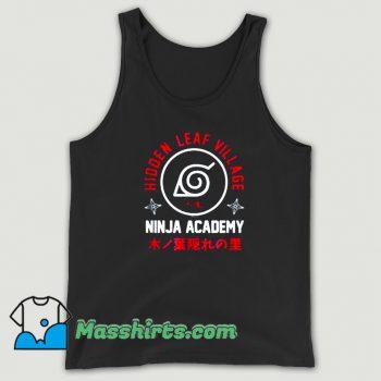 Naruto Ninja Academy Tank Top