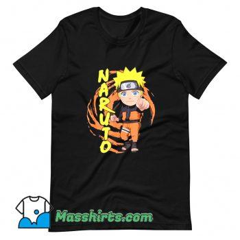 Naturo Chibi Fist So Cute Classic T Shirt Design