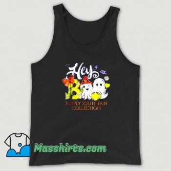 New Hey Boo Simply Southern Collection Tank Top