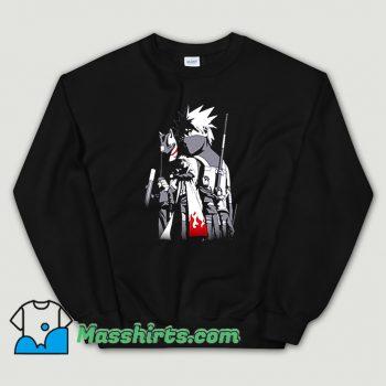 New Naruto Shippuden Kakashi Story Sweatshirt