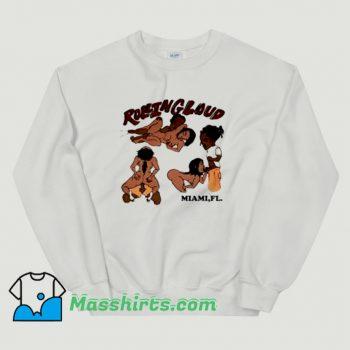New Rap Asap Rocky Rolling Loud Sweatshirt