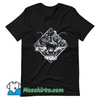 Original Anime Make A Wish T Shirt Design